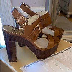 Mk women's sandals
